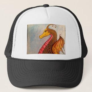 Shelia Art dragon.JPG Trucker Hat