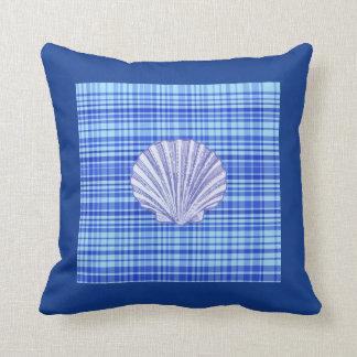 """Shell - 16"""" x 16"""" pillow"""