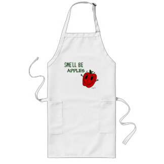 SHE'LL BE APPLES Apron