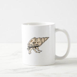 Shell Coffee Mug