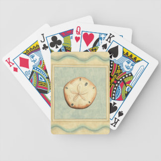 Shell Collector Bicycle Playing Cards