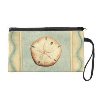 Shell Collector Wristlet Clutches