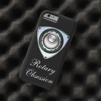 Shell iPhone 6 Rotary Obsession Case Tough iPhone 6 Case