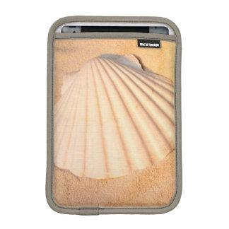Shell Laying In Sand iPad Mini Sleeves