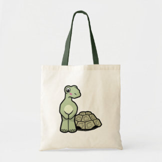 Shell-less Tortoise Tote Bag
