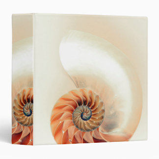 Shell Of Life 3 Ring Binders