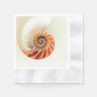 Shell Of Life Disposable Napkin