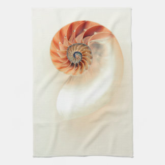 Shell Of Life Kitchen Towel