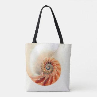 Shell Of Life Tote Bag