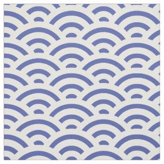 Shell Pattern Decorative Fabric