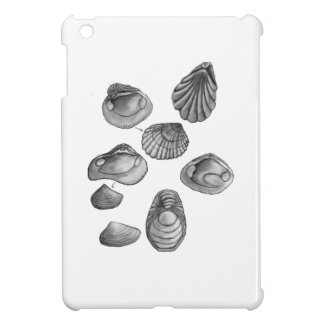 Shell sketch iPad mini cases