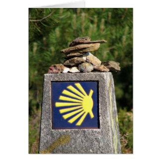 Shell Way Mark Card