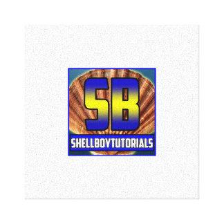 ShellBoy Poster Canvas Print