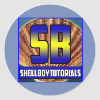 ShellBoy Sticker