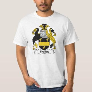 Shelley Family Crest T-Shirt