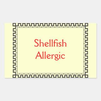 Shellfish Allergic