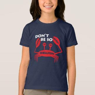 """""Shellfish"" T-Shirt"