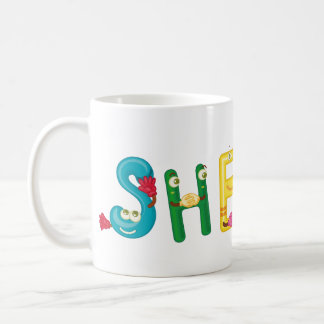 Shelli Mug