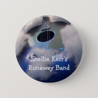 Shellie Kerr's Runaway Band Pin