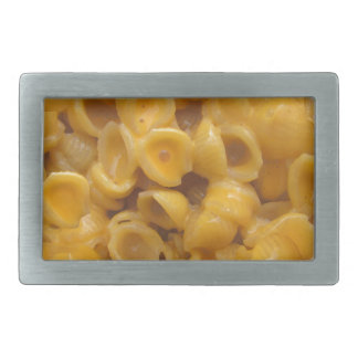 shells and cheese belt buckle