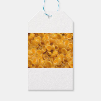 shells and cheese pack of gift tags