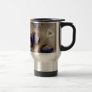 Shells and more travel mug