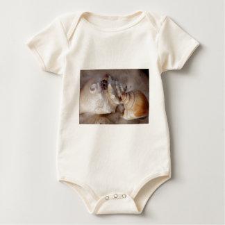 Shells Baby Bodysuit