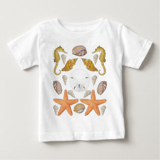 Shells Galore Baby T-Shirt