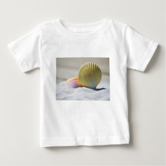 SHELLS IN THE SAND BABY T-Shirt