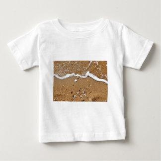 SHELLS ON BEACH QUEENSLAND AUSTRALIA BABY T-Shirt