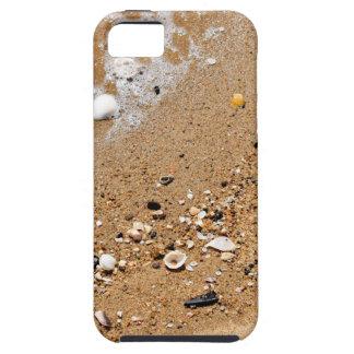 SHELLS ON BEACH QUEENSLAND AUSTRALIA iPhone 5 COVERS