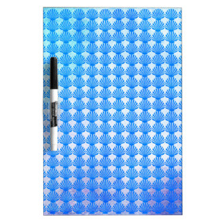 Shells Pattern Dry-Erase Boards