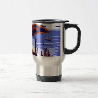 Shells - Rio De Janeiro - Brazil Travel Mug