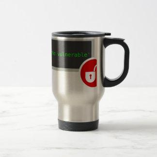 Shellshock / Bashdoor / Bash bug Travel Mug