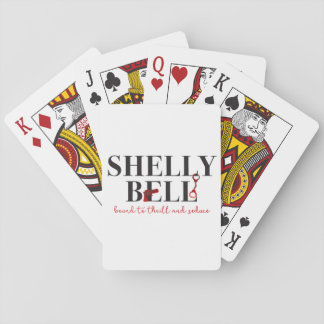 Shelly Bell Playing Cards
