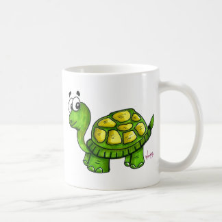 Shelly the Turtle Coffee Mug