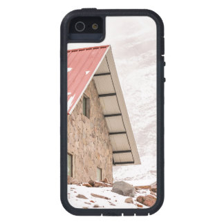 Shelter at Chimborazo Mountain in Ecuador Case For The iPhone 5