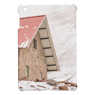 Shelter at Chimborazo Mountain in Ecuador iPad Mini Covers