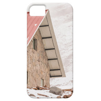 Shelter at Chimborazo Mountain in Ecuador iPhone 5 Case