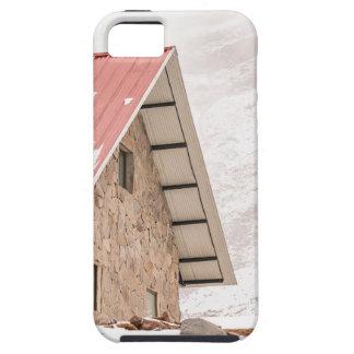 Shelter at Chimborazo Mountain in Ecuador iPhone 5 Cover