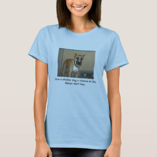 Shelter dogs T-Shirt