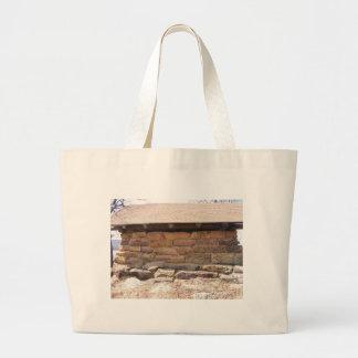 shelter large tote bag