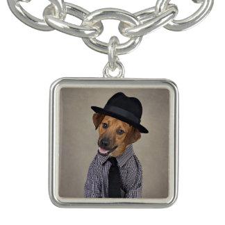 Shelter Pets Project - Bubba Charm Bracelet