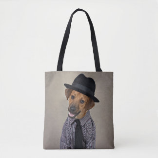 Shelter Pets Project - Bubba Tote Bag