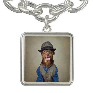 Shelter Pets Project - Red Boy Bracelet