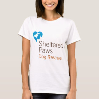 Sheltered Paws Dog Rescue T-Shirt