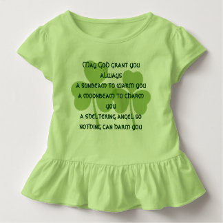 Sheltering Angel so Nothing Can Harm You Toddler T-shirt