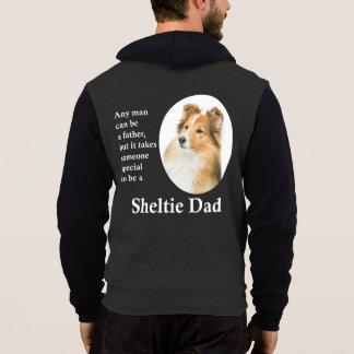 Sheltie Dad Hoodie