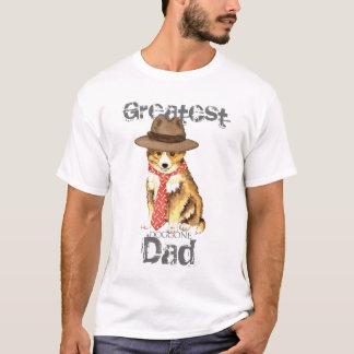 Sheltie Dad T-Shirt