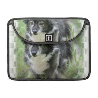 "Sheltie Dog Picture 13"" MacBook Sleeve Sleeve For MacBooks"